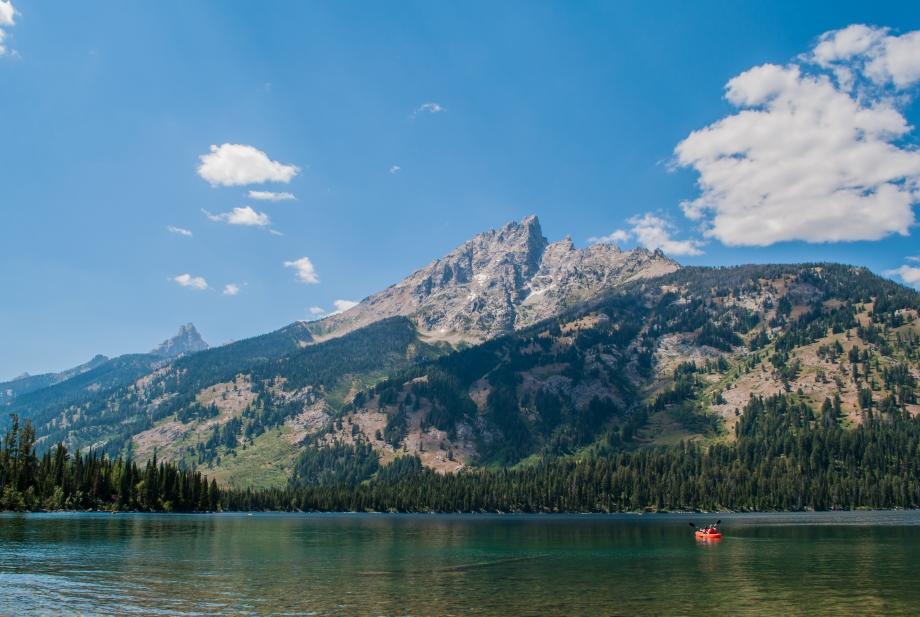 jenny lake 0
