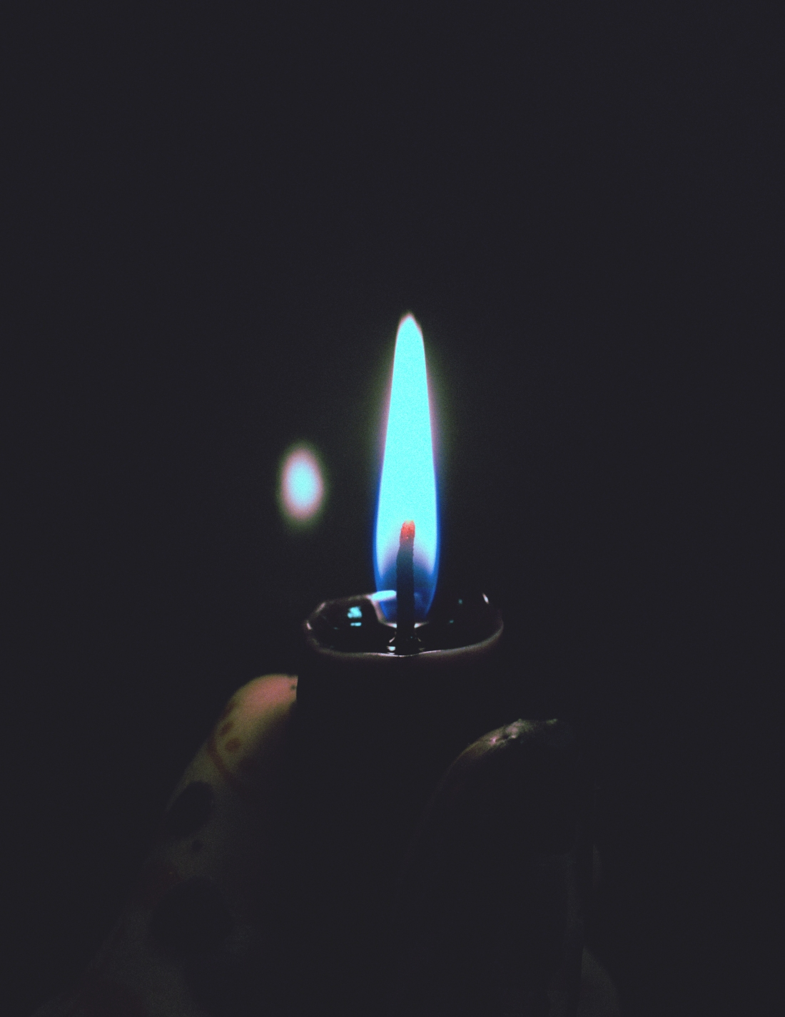 VC Blue Fire